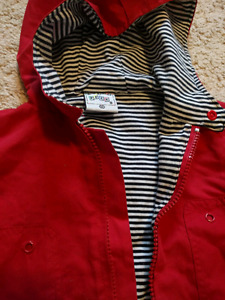 Spring coat -size 18mos