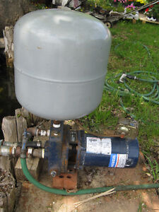 1/2 HP  Complete Water Pressure System