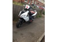 Aprilla Sr 50cc moped