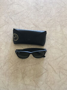 Used Matte Ray-ban Sunglasses Glasses With Case For $55