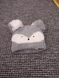 6-12 months hat
