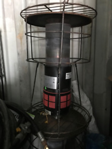 Heaters - Propane - Construction - Excellent Condition