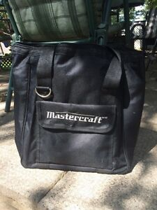 Cloth tool bag
