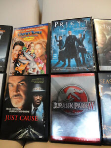 18 Like New DVD's, Blu Ray's and 4 DVD Full Episode Sets Kitchener / Waterloo Kitchener Area image 3