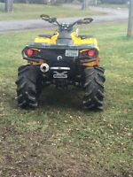 2013 Can am 1000 Outlander