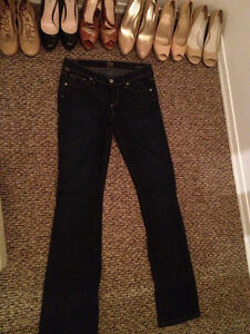 CITIZEN OF HUMANITY JEANS size 27 Kitchener / Waterloo Kitchener Area image 1