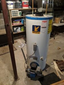 Oil Hot Water Tank for Sale