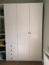 XL wardrobe (dissembled)