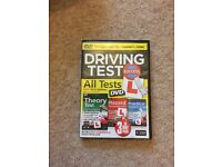 Driving test cd for sale