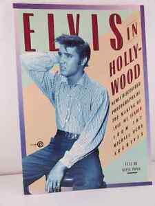 Elvis In Hollywood Paperback Book #TELUSHelpsMeSell