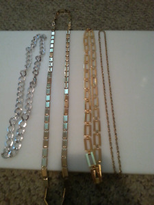Decent necklaces ALL FOR $5 OBO