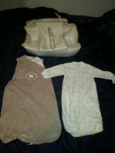 0-9 months baby snuggy sleeper iv got 2