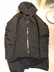 Arc'teryx Veilance Monitor Down Jacket Black Medium