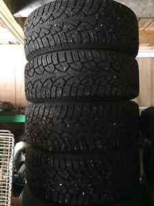 Winter tires 205/55R16 SUBARU, VW,ETC
