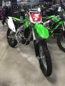 Brand new kx450fAlmost new only rode the bike a few times, I bou