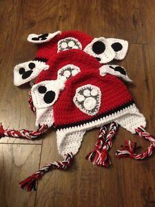 Crochet Paw Patrol Hat - Marshall $20 each  Kingston Kingston Area image 3