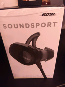 Bose Bluetooth sport headset