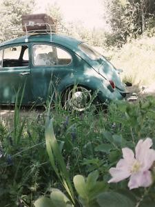 1967 California Style VW Beetle