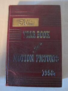 The FILM Daily, Year Book of Motion Pictures 1958, Hollywood