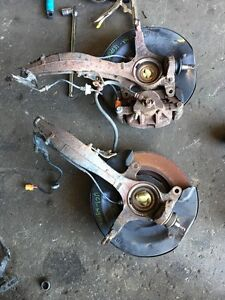 Honda Accord 2003/2007 used spindle fronts