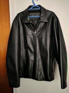 Excellent condition extra large leather jacket