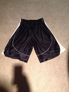 AND 1 youth athletic shorts