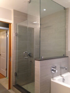 Frameless Shower Glass Doors Enclosures bathtubs - Mirrors etc. Kitchener / Waterloo Kitchener Area image 9