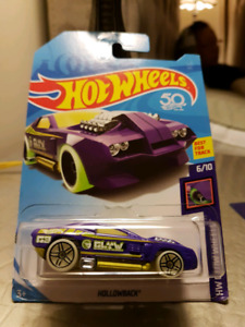 Hot wheels treasure hunt Hollowback