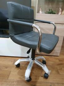 Grey Brandnew Gaming Computer chair