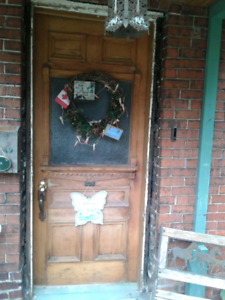 Antique Exterior Doors | Kijiji in Ontario. - Buy, Sell & Save with ...