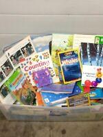Big box of kids books