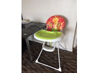 Mother care highchair