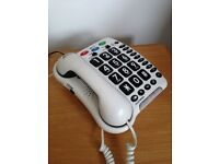 Geemarc AmpliPOWER 40 telephone for people with hearing difficulties