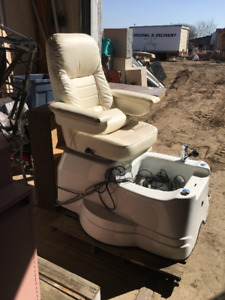 Affordable Used Professional Pedicure Station