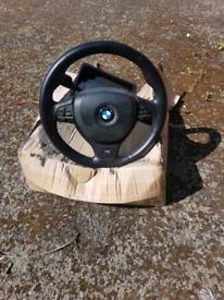 BMW 5 SERIES - GT - F07 - STEERING WHEEL & AIRBAG