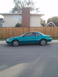 1993 Pontiac Grand Am Coupe (2 door)