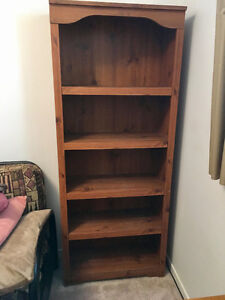 6' Tall Bookcase - Only $20.00