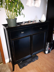 Good Quality Black and Dark Brown furniture