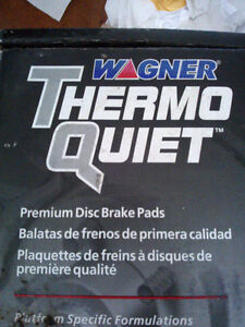 Wagner brake pads/new-front