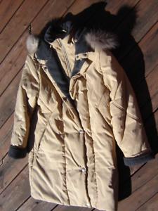 Manteau hiver femme Médium