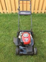 Craftsman lawn mower 6.75