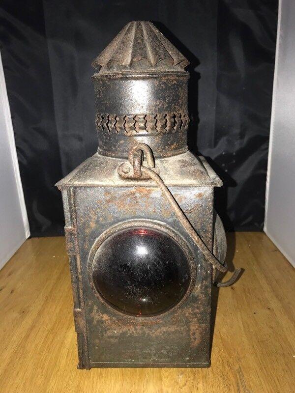 Vintage Railway Lamps