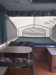 Camping in comfort! Palomino pop up trailor for sale