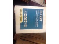 Original Epson Aculaser c2600/2600 series High Capacity Toner Cartridge.