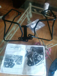 luggage rack for 2008-2010 speed triple