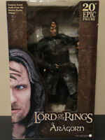 Rare 20 inch Lord of the Rings Aragorn MIP