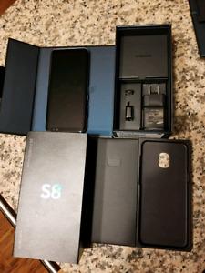 Brand new Samsung galaxy S8 64GB
