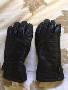 Spyder Gore-Tex Leather Gloves