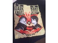 Bat Man Superman, Marvels, Captain America