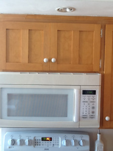 Kenmore Microwave Oven with Hood